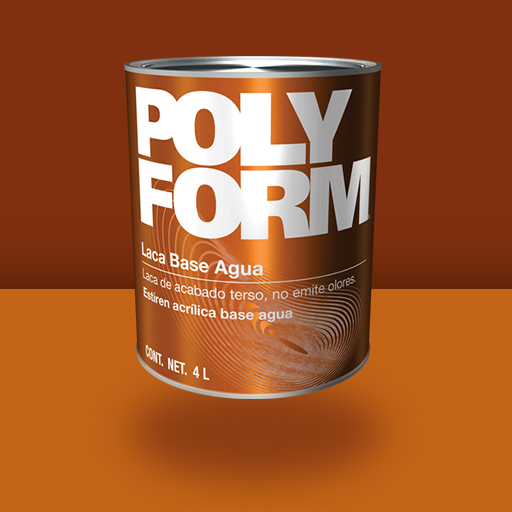 Polyform Laca Base Agua
